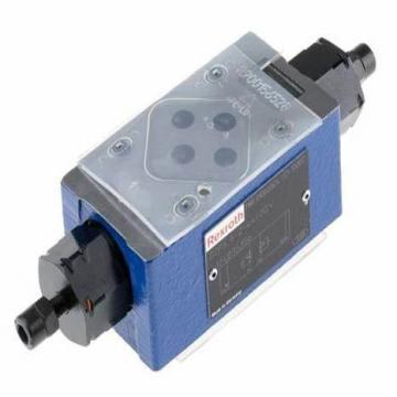 Rexroth Z2FS...(A.B).. THROTTLE VALVE